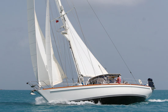 La Boheme Charters: Great day for sailing!