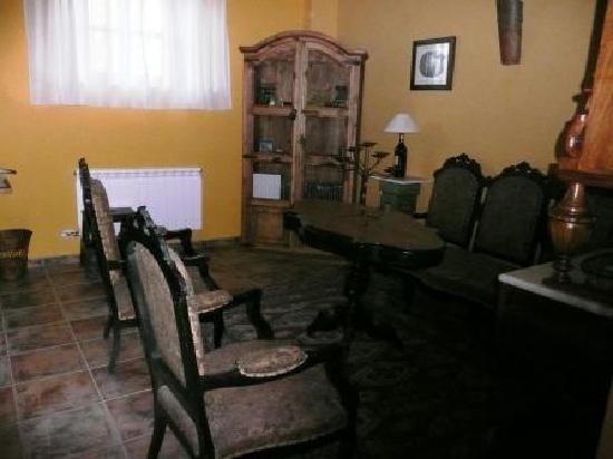 El Jardin De La Huerta: SALA COMÚN