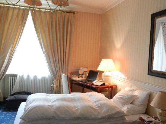 Lindners Romantik Hotel & Restaurants: our room
