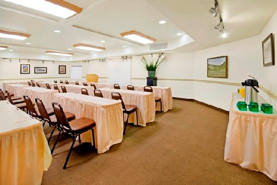 The Lexington at Jackson Hole Hotel & Suites: Lexington Meeting Room