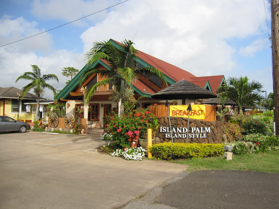 Island Palms Grill & Bar: Another angle