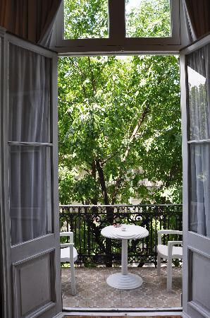 Hotel Boutique Raco de Buenos Aires: Balcony