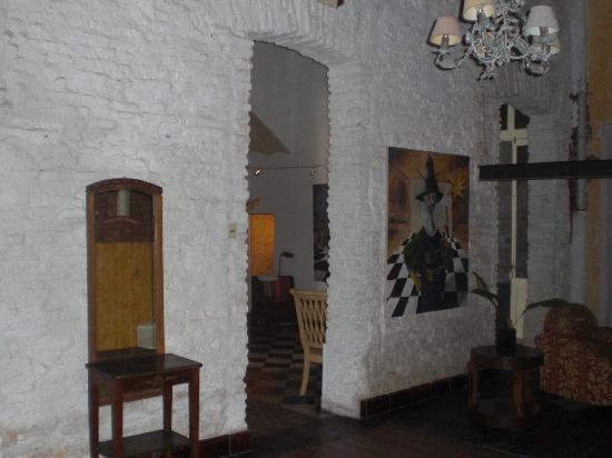 Laperez B&B : hallway