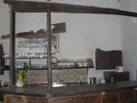 Laperez B&B : bar area
