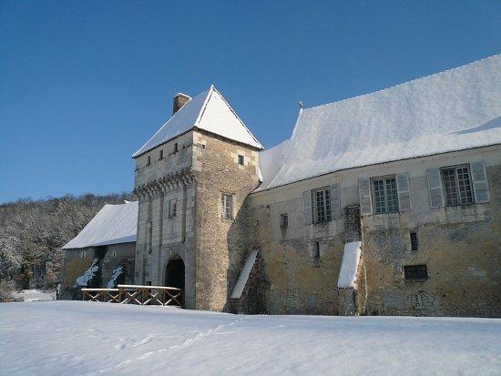 Chateau Monastere de la Corroirie