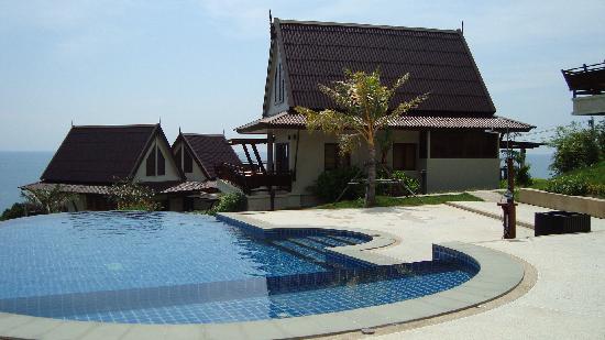 Baan KanTiang See: Der Pool