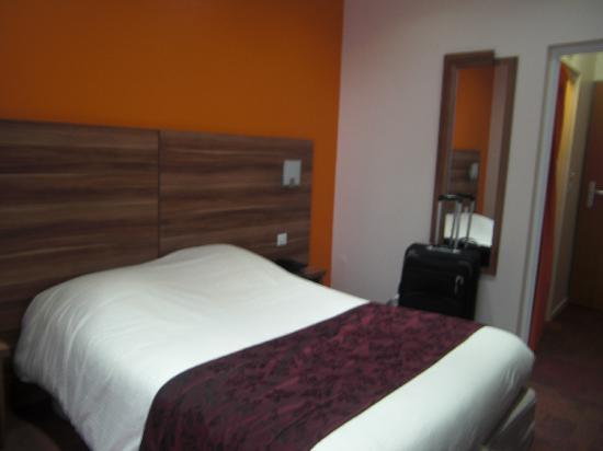 Citotel Cecil Hotel : chambre 25