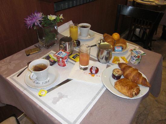 Citotel Cecil Hotel : PLATEAU