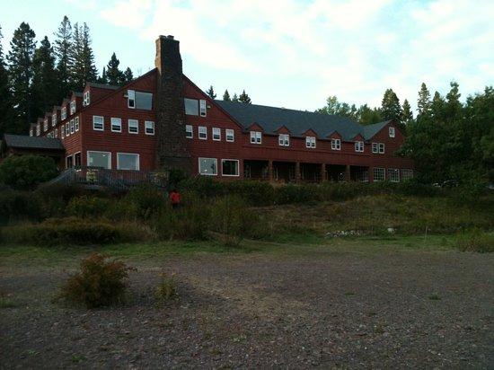 لوتسين ريزورت: Lutsen Lodge