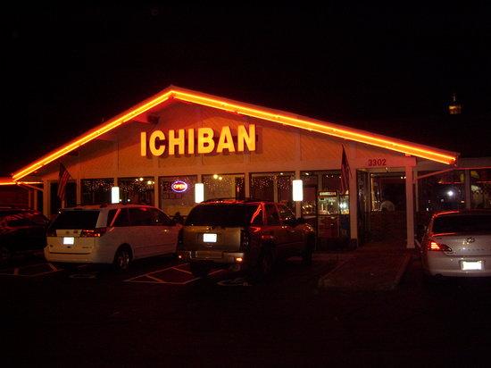 ichibam sushi and hibachi buffet charlotte restaurant reviews rh tripadvisor com