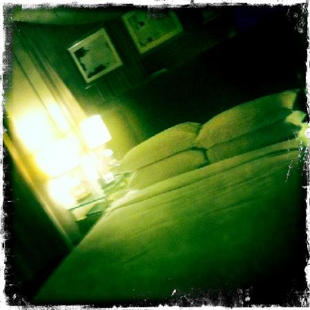 Loden Hotel: Great comfy beds
