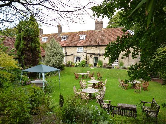 Chalk Farm Hotel: Tea & Reception Grounds
