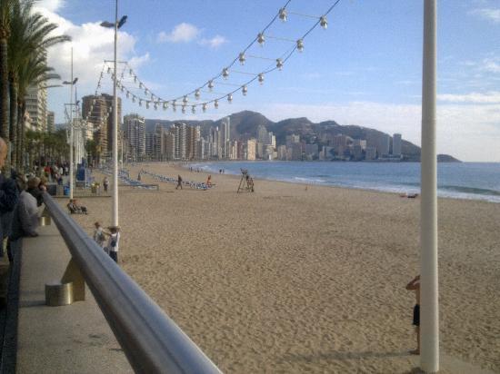 Sandos Monaco Beach Hotel & Spa: The Beach