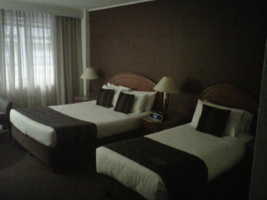 โรงแรมเดอะมาร์คบริสเบน: Room