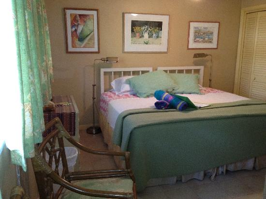 Seagrape Bed and Breakfast: king room