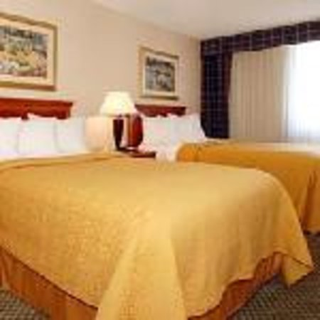 Econo Lodge: Typical Double Bed Room