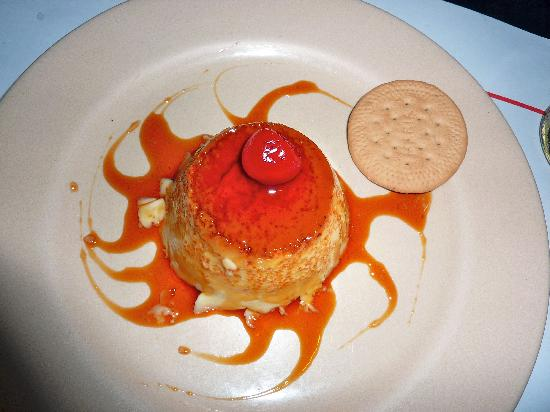 Altuna : Spectacular flan--great conclusion to a wonderful meal