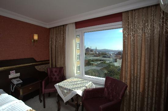 Sultanahmet Park Hotel : SEA VİEW ROOM