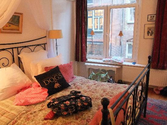 Boogaard's Bed and Breakfast: Gorgeous front bedroom