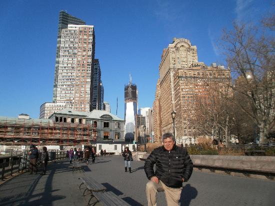 Holiday Inn Express New York City Times Square: en el word trade center