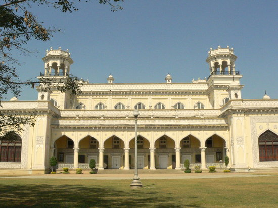 Chowmahalla Palace: Rear View