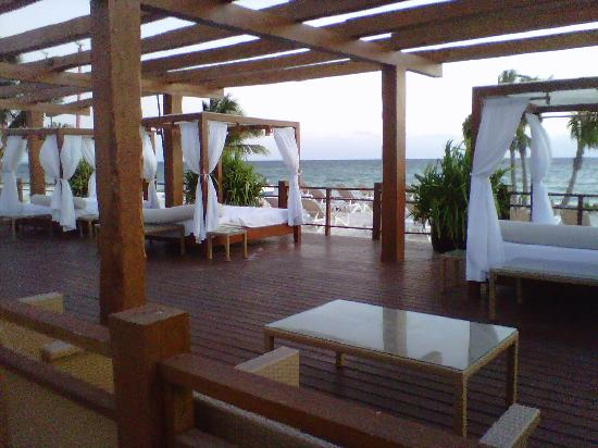 Excellence Playa Mujeres: The X-Lounge