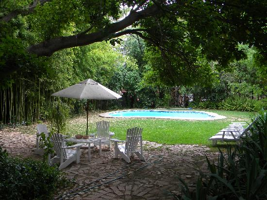 Oakdene Guest House: giardino e piscina