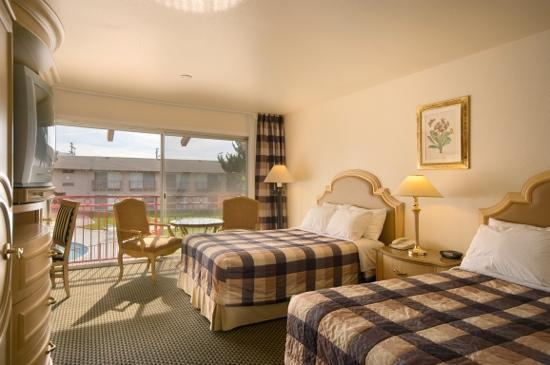 Days Inn by Wyndham Modesto: double bed room