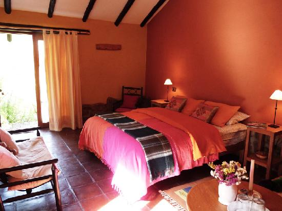 Casa Colibri eco-Lodge: bedroom