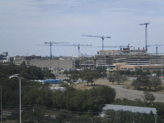 Renaissance Dallas Hotel: Not such a great view from this room