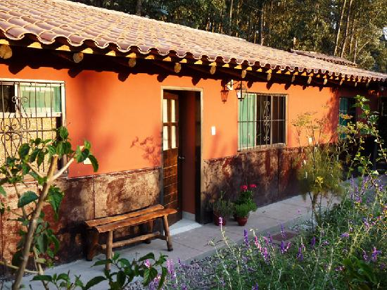 Casa Colibri eco-Lodge: casita las lilas