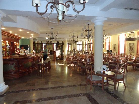 Iberostar Grand Trinidad: le bar
