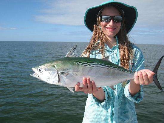 Orvis endorsed picture of fish the salt naples for Get hooked fishing charters