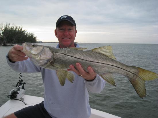 Fish The Salt: another nice snook