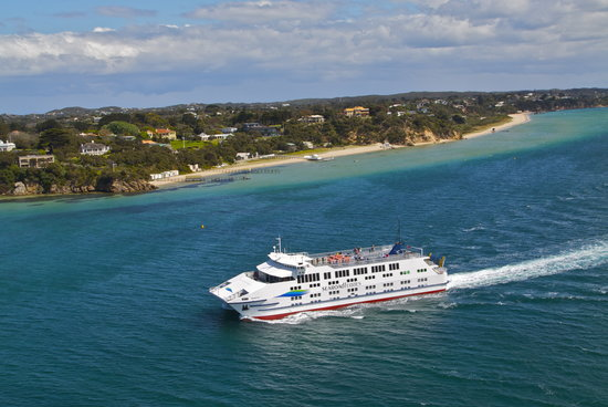 Searoad Ferries - Queenscliff Sorrento & Beyond