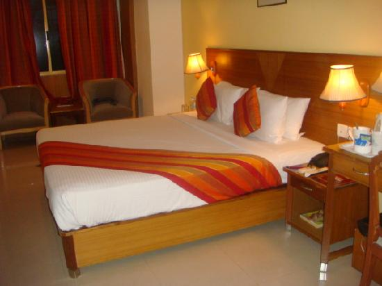 Ramanashree Brunton Road: suite room