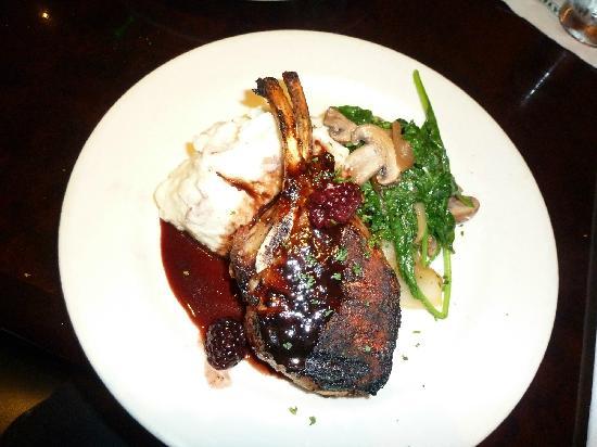 Daily Grill: Pork Chop