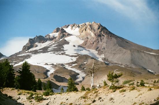 写真Mount Hood枚