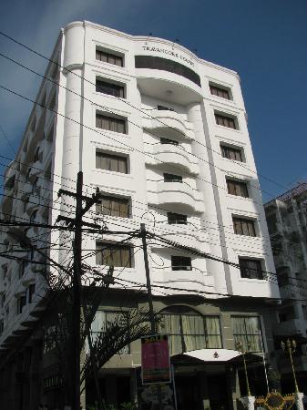 Hotel Travancore Court: Hotel Aussenansicht
