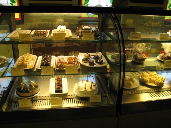 Hotel Travancore Court: Cafe - fantastische Auswahl