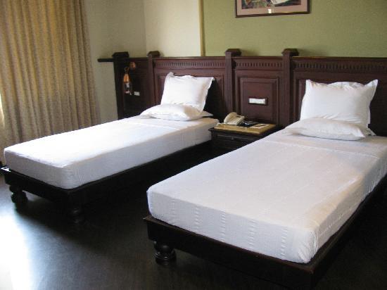トラヴァンコール コート ホテル