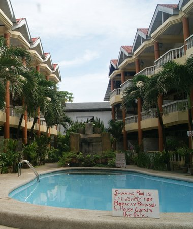 Boracay Peninsula Resort: ITS BEACHFRONT...