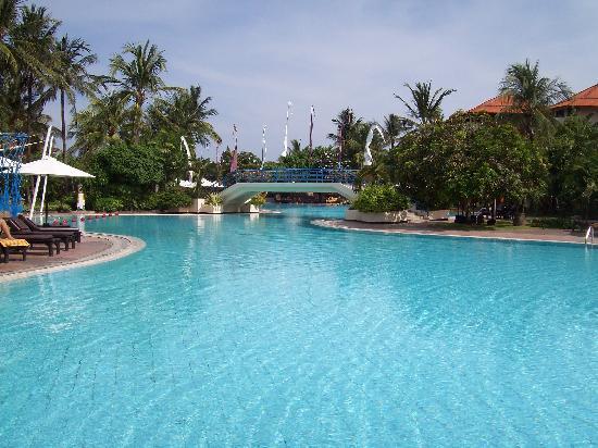 Ayodya Resort Bali: Ayodya Pool