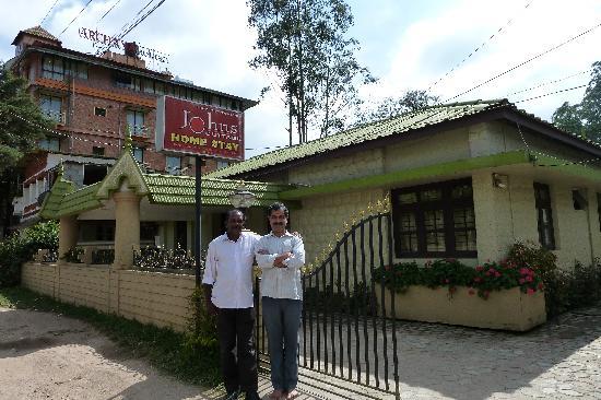 Thiruvalla, Indie: le staff