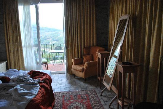 Hotel Villa Volpi: suite bedroom