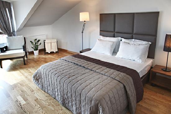 Chakra Suites: roof suite