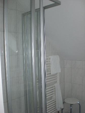 Gaestehaus Zehmerhof : Badezimmer
