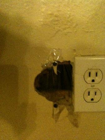 "Stanford Inn: ""repairs"""