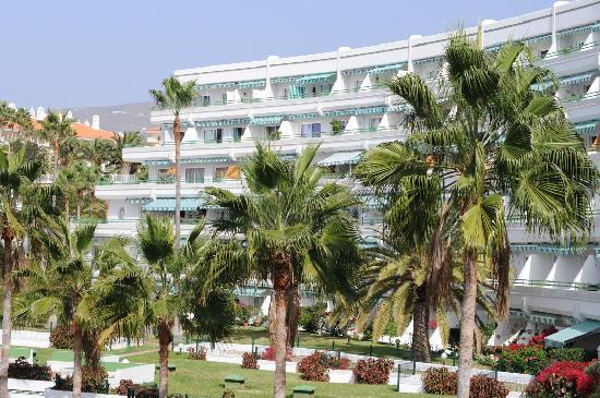 Altamira: Вид на отель