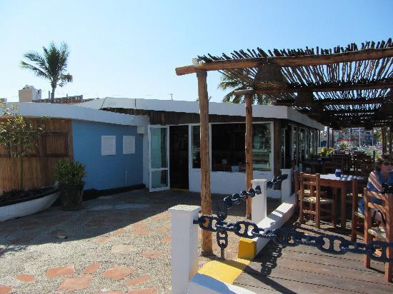 Puerto Azul: Veranda view